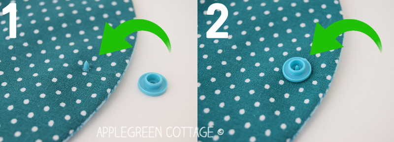 How To Install kam Snaps - AppleGreen Cottage