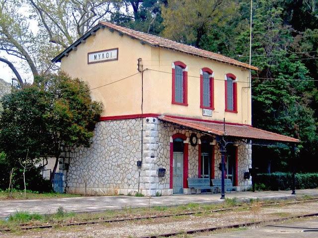 Μύλοι: Το ιστορικό χωριό και παραθεριστικό θέρετρο στην Αργολίδα με το ξακουστό σουβλάκι...!!!