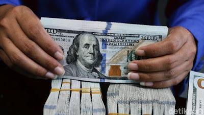 Cadangan Devisa Turun Jadi US$ 136 Miliar, buat Bayar Utang Luar Negeri