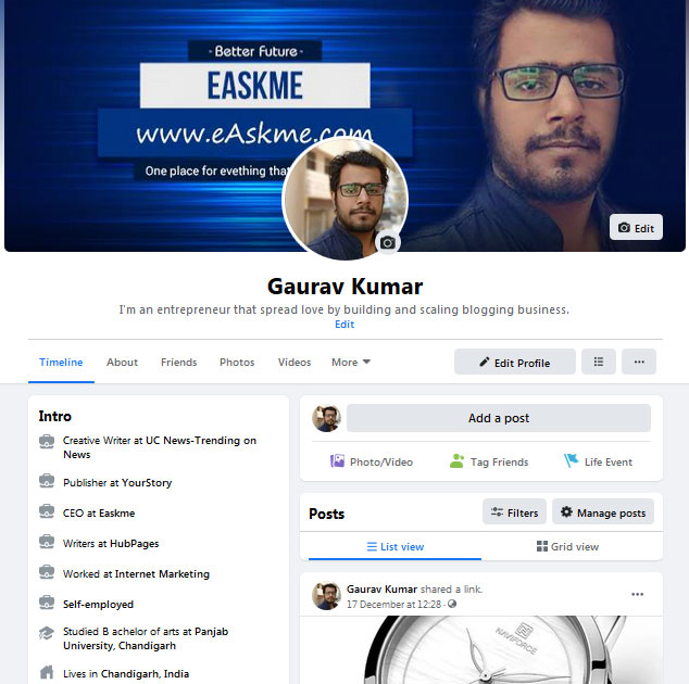 Facebook Beta: Facebook Testing New Design and Twitter like Interface: eAskme