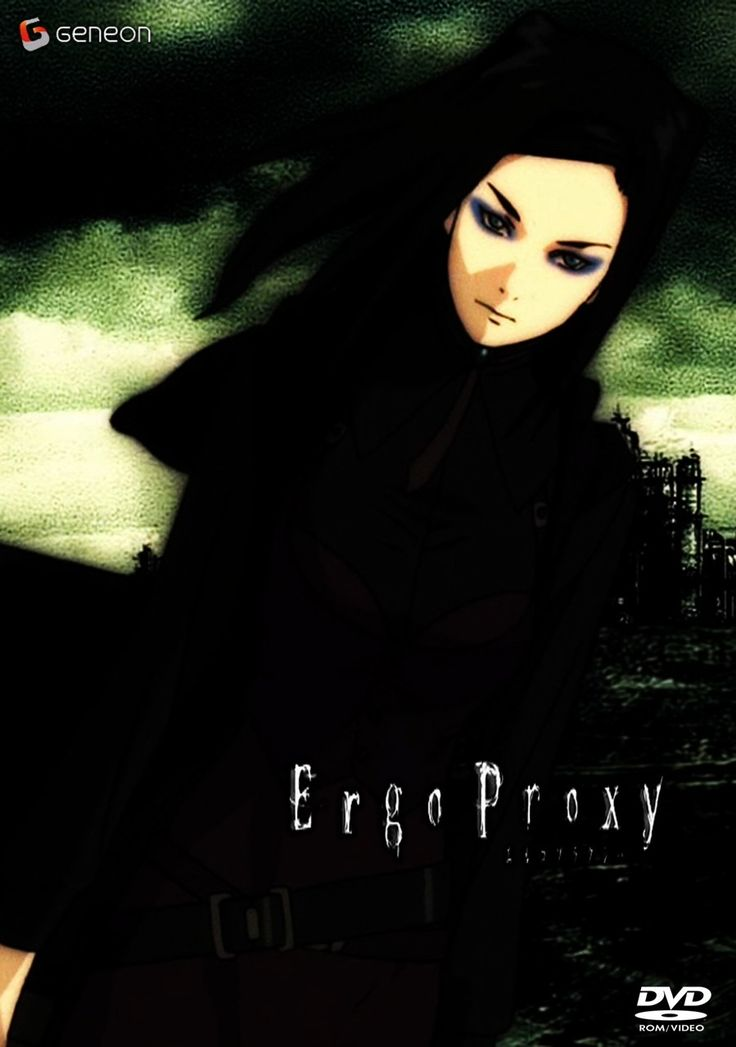 Ergo Proxy |23/23| |Dual Audio| |HD Ligero| |Mega|