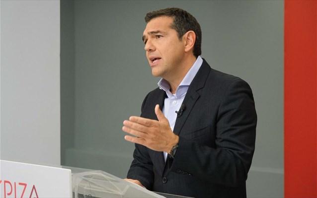Αλ. Τσίπρας: Πρωθυπουργός και υπουργοί μιλούν ως εκπρόσωποι των μεγάλων φαρμακοβιομηχανιών