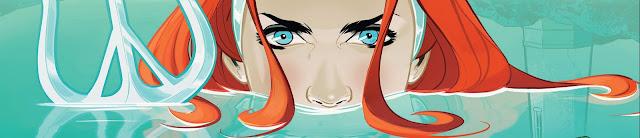 Review del cómic Mera contra la marea, de Danielle Paige - Editorial Hidra
