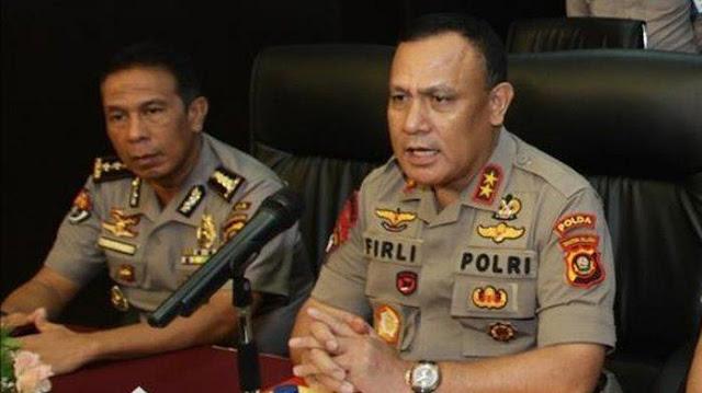 KPK Surati Komisi III DPR Sampaikan Pelanggaran Etik Berat Irjen Firli Bahuri