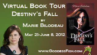 Guest Post with author Marie Bilodeau