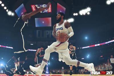 Pemain Rating Tertinggi NBA 2K20