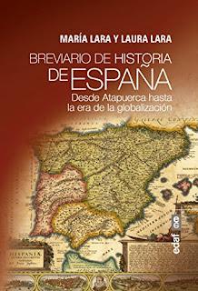 Breviario de historia de España- Maria Lara y Laura Lara