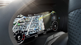 interni nuova audi a3 2016 2017 virtual cockpit