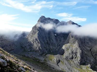 Scottish mountain