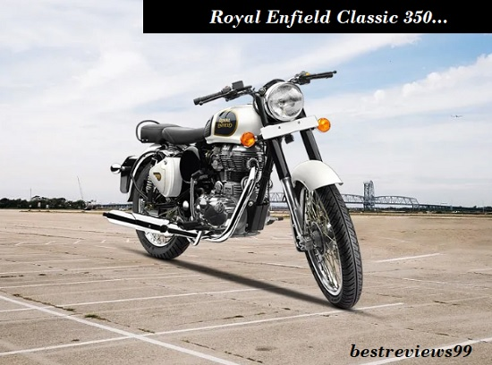 Royal Enfield Classic 350 in India