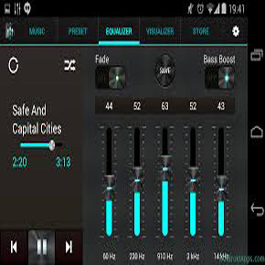 petharlay Android World: Equalizer Pro Music Player v1 0 0
