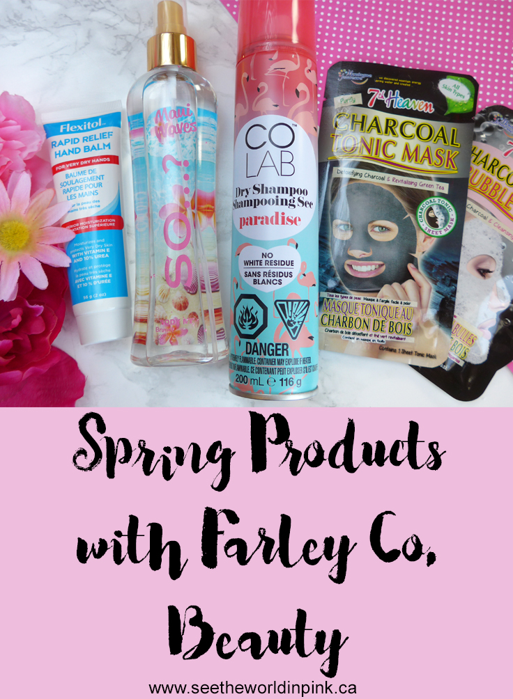 Spring Beauty with Farley Co.