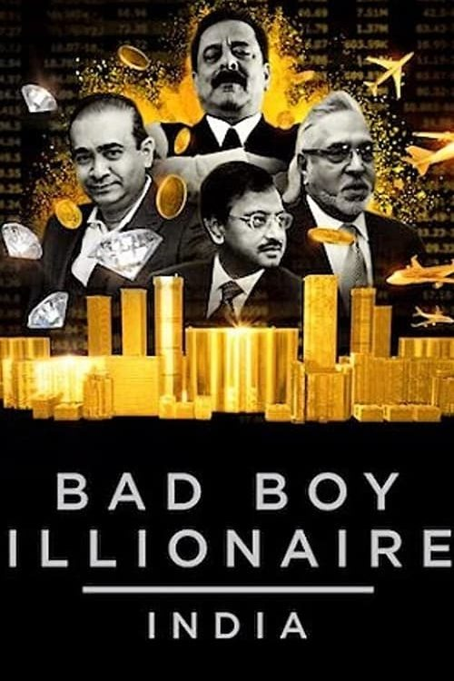 Download NetFlix Bad Boy Billionaires: India 2020 (Season 1) Dual Audio {Hindi-English} 720p WeB-DL HD [500MB]