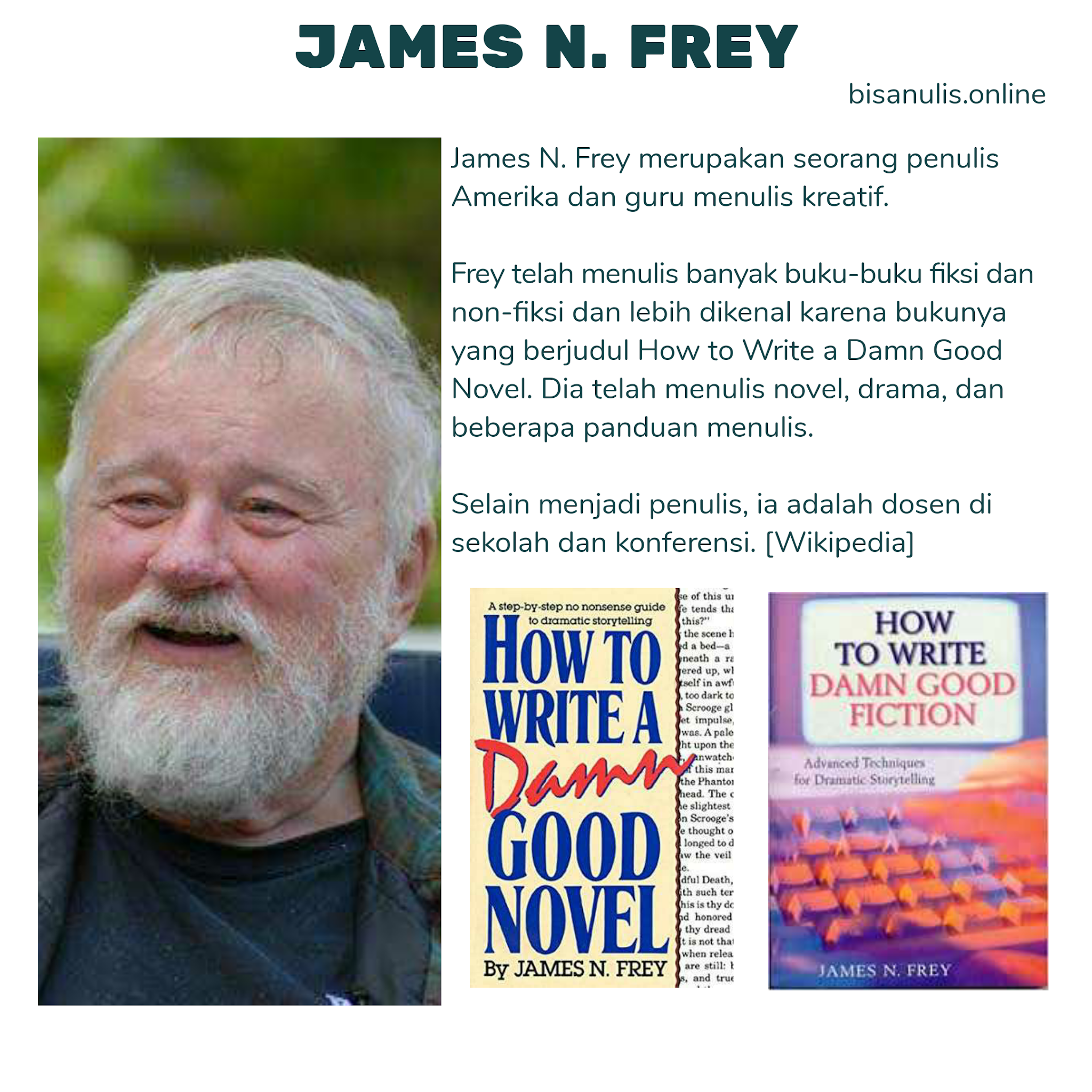 James N. Frey