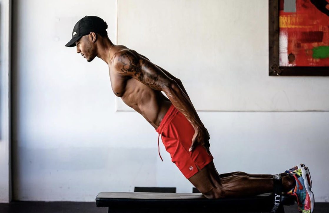 How Derek Williams is Becoming this Generation´s Fitness Icon