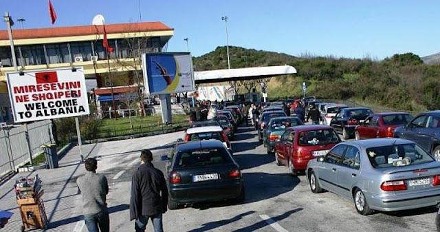 Θεσπρωτία: Η Αλβανία έκλεισε χερσαία, θαλάσσια και εναέρια σύνορα με την Ελλάδα - Κλειστή και η Σαγιάδα