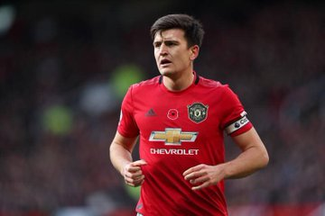 OFFICIAL: Harry Maguire Confirmed As New Manchester United Captain!
