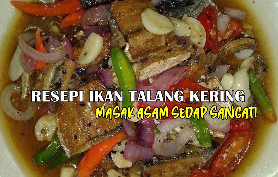 Resepi Ikan Talang