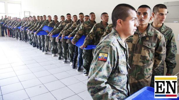 acuartelamiento servicio militar