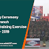 Closing Ceremony Indo-French Joint Training Exercise Shakti– 2019
