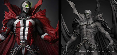 Spawn Classic Test Look