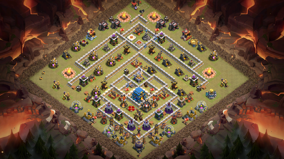 Base War Th 12 Anti Segalanya 5
