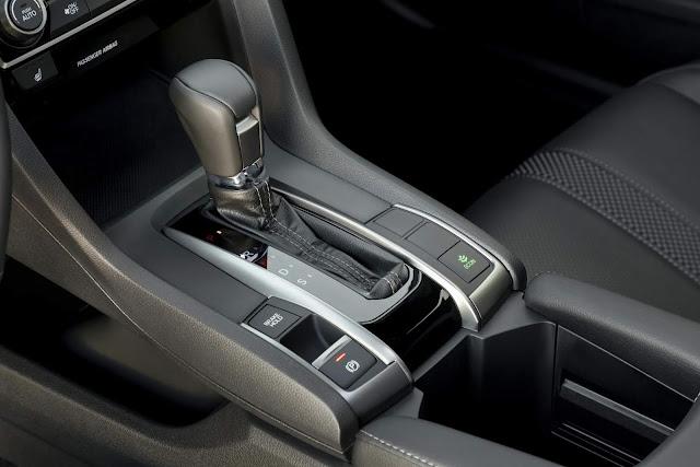 Honda Civic Hatchback 2020 ganha facelift nos EUA