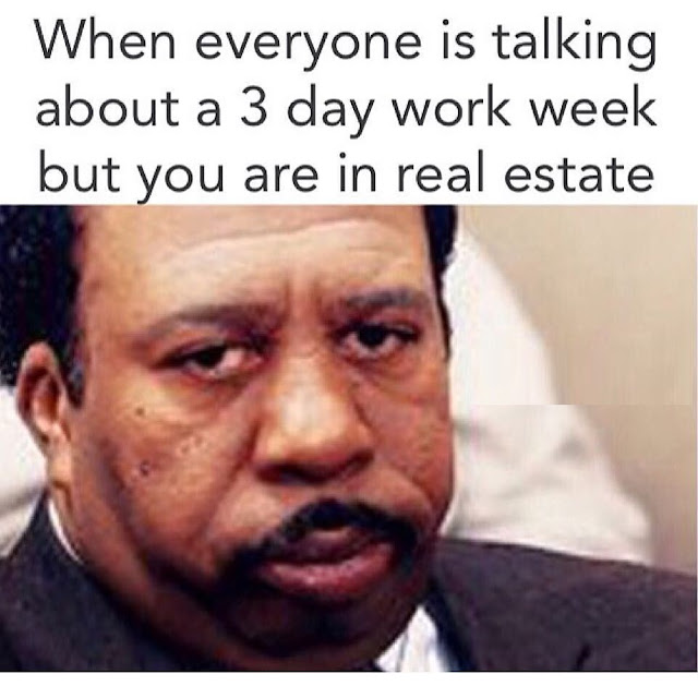Funny Real Estate Memes - When Everyone Is Talking