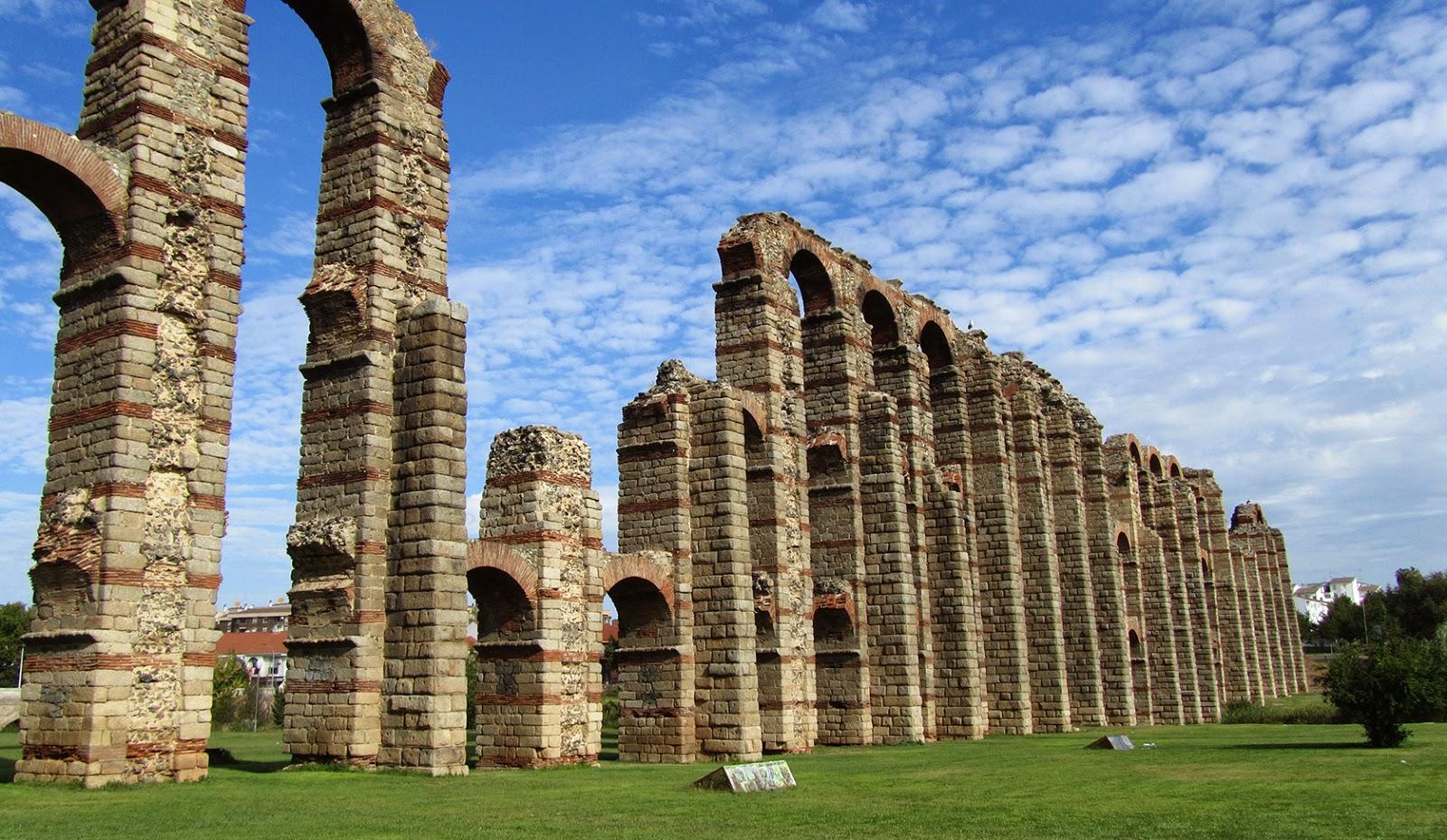 Mérida-Acueducto de los Milagros