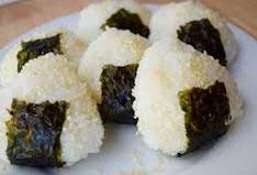 Resep praktis (mudah) nasi onigiri spesial (istimewa) khas enak, sedap, gurih, nikmat lezat