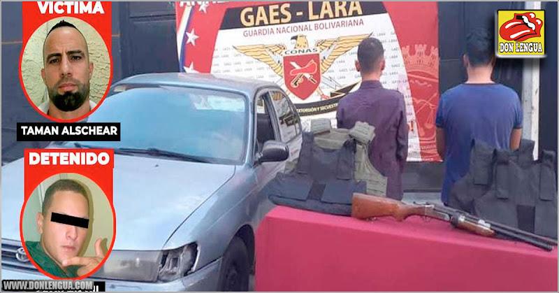 Capturados tras secuestrar a un comerciante Sirio en una falsa alcabala