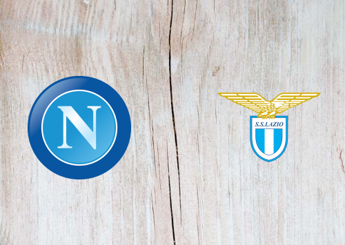 Napoli vs Lazio -Highlights 01 August 2020
