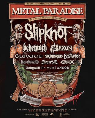 Metal Paradise festival