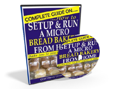 Bake Bread Like a Pro: Home Study Baking Course