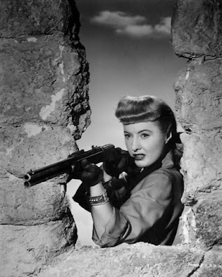 Barbara Stanwyck in The Furies (1950)