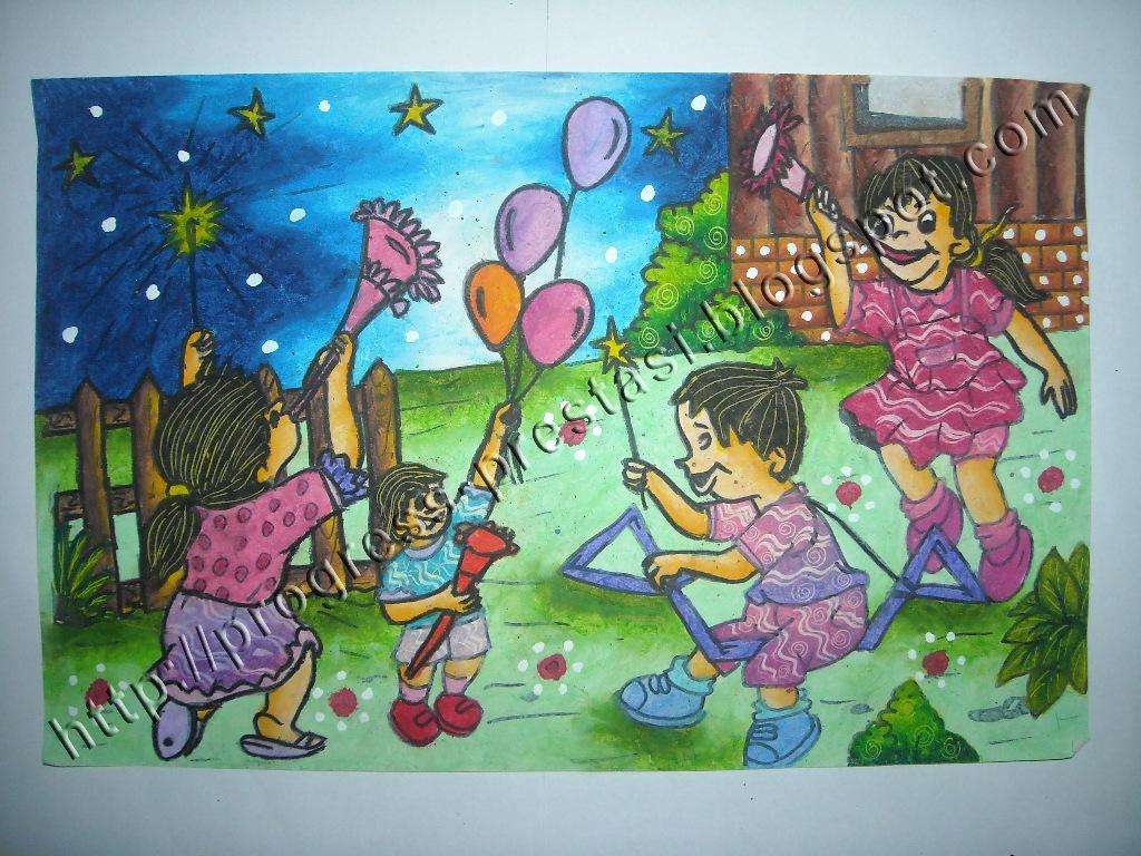 Contoh Gambar Seri Untuk Anak Sd Gambar Mewarnai Untuk Anak Untuk Hasil Karya Para Juara Yang Lain