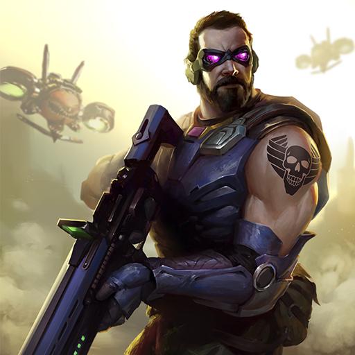 Evolution 2 Battle for Utopia v0.495.70092 Apk Mod [Munição Infinita]