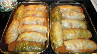 Stuffed Cabbages Rolls
