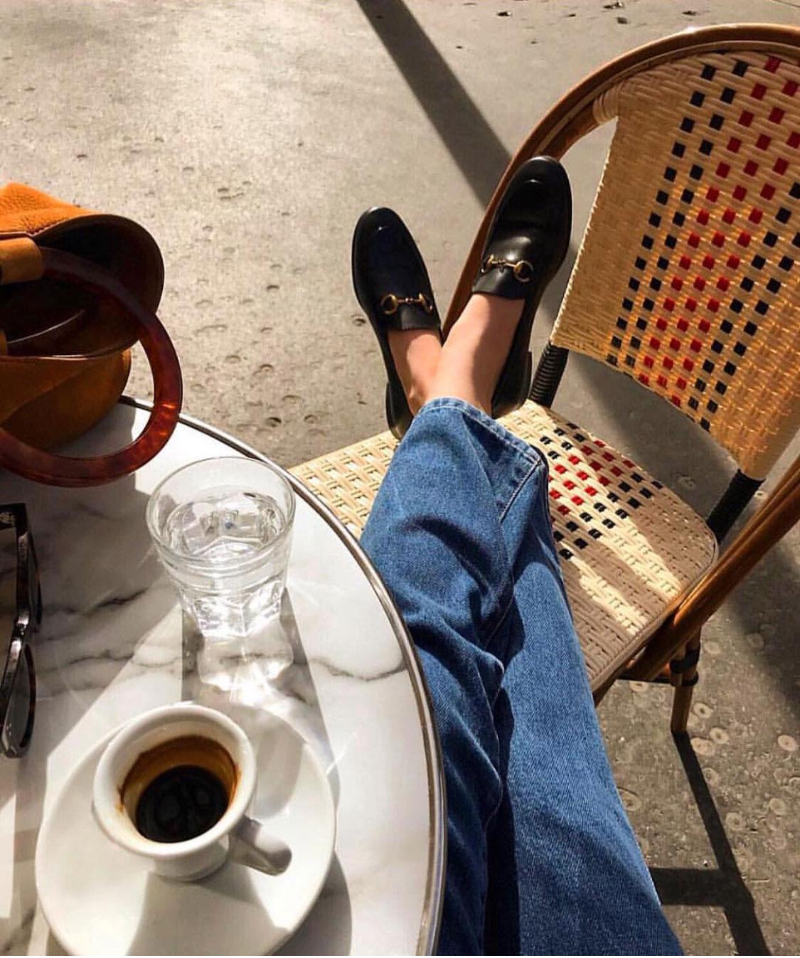 From Instagram: Parisian Style with Leia Sfez @leiasfez