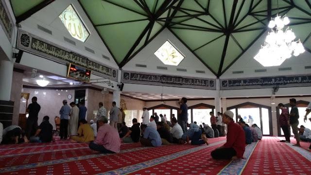 Masjid Raya Al-Ittihaad