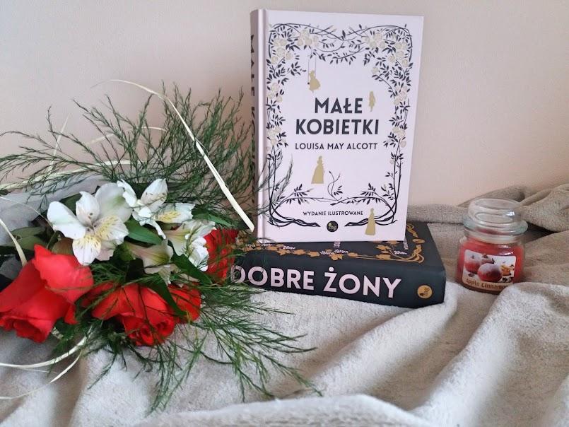 """Praca i miłość: """"Małe kobietki"""" - Louisa May Alcott"""