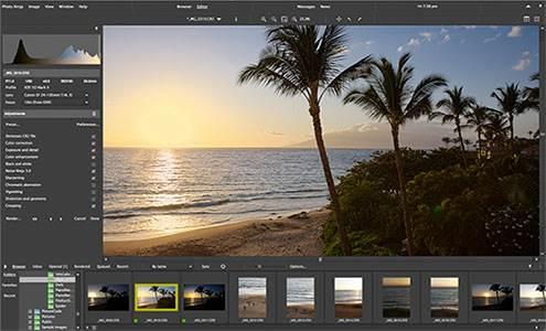 Screenshot PictureCode Photo Ninja 1.3.8b Full Version
