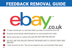 How to Request Neutral or Bad Feedback Removal on eBay UK [2021]