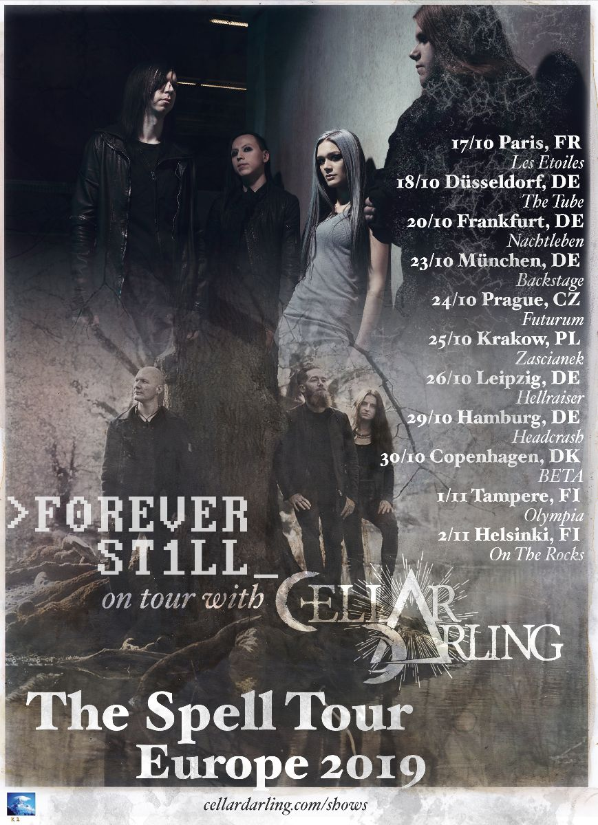 Forever Still The Spell Tour