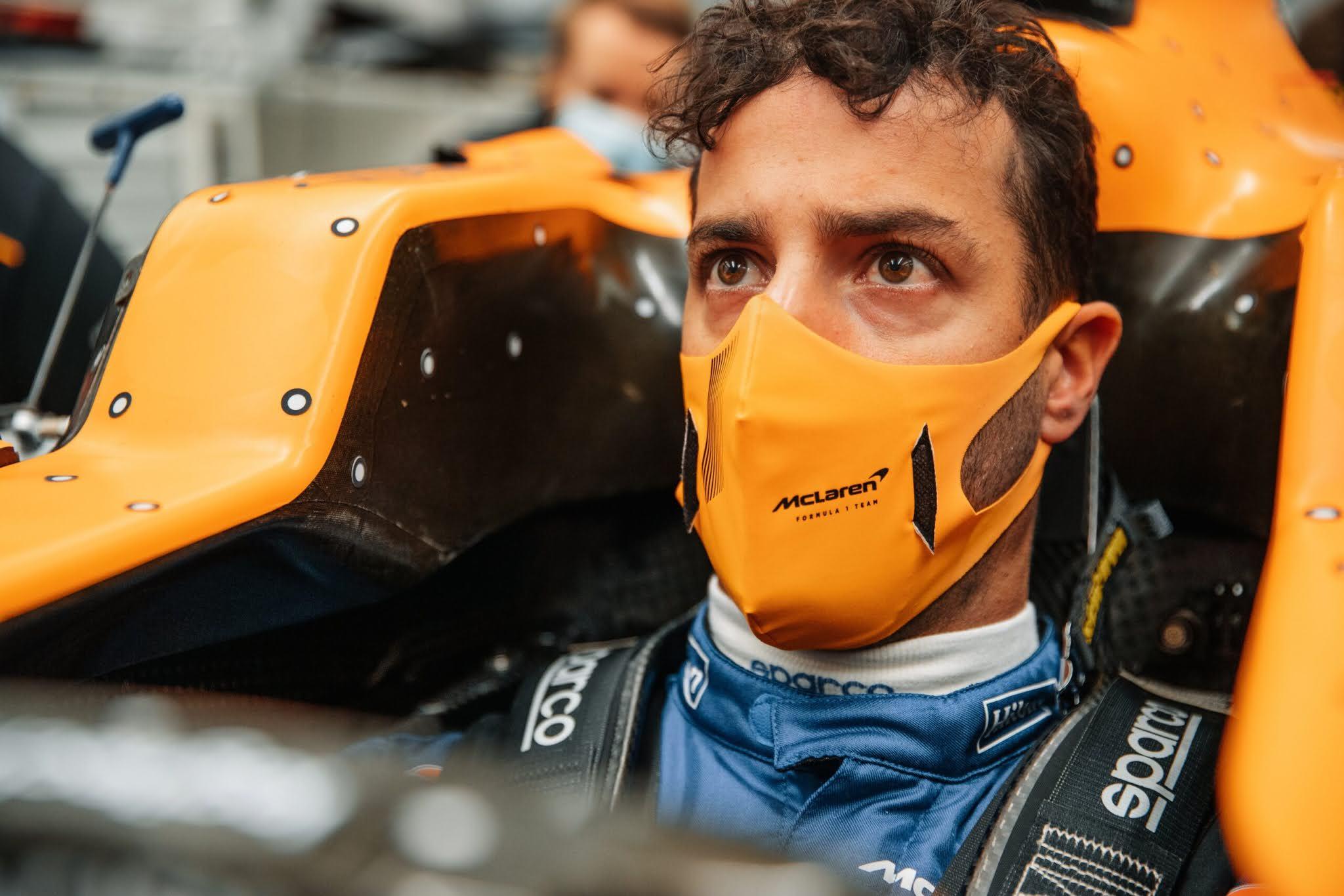 Daniel Ricciardo indo de roda a roda e 9 outros excelentes a bordo de Portugal