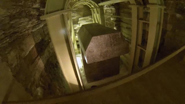 Black Boxes of Serapeum Egypt Pyramid