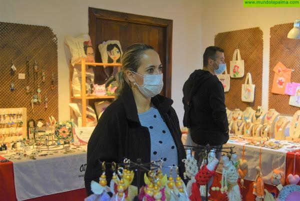 700 personas visitan la Muestra de Artesanía de Navidad