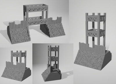 Possible tower designs