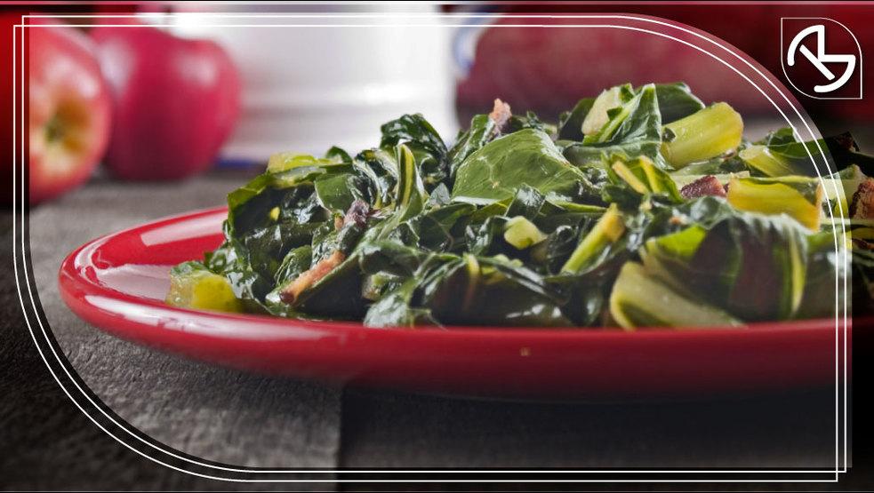 Curry de Col Verde de Estilo Indonesio