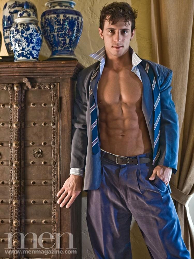 Daily Bodybuilding Motivation Model Mark Dalton And Model -2388